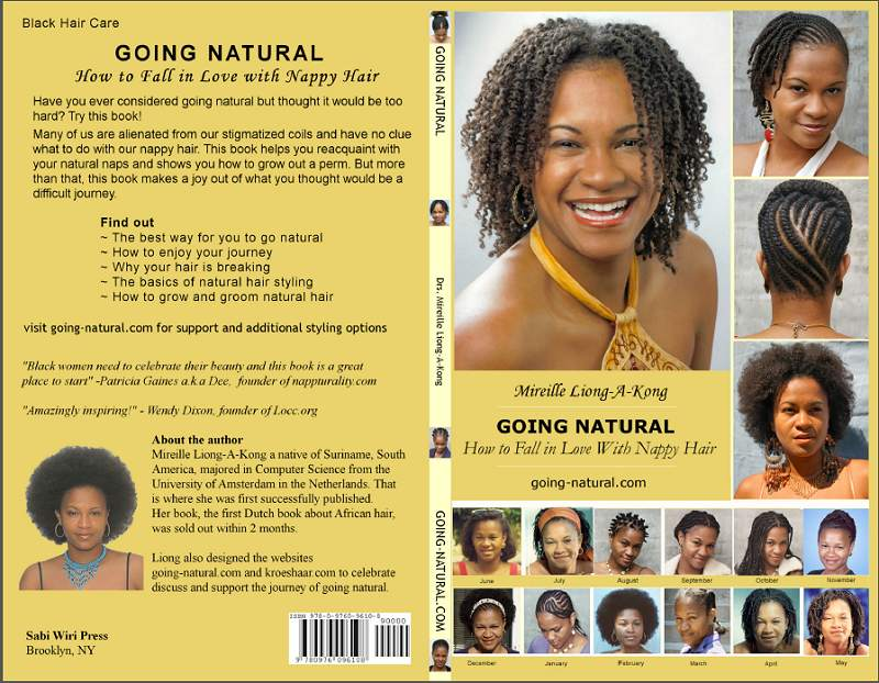 Going Natural Book Cover